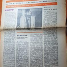 "Ziarul saptamana 10 martie 1978-art. "" permanente "" de corneliu vadim tudor"