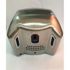 Uscator pentru maini, inox satinat, cu senzor, 1800W