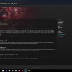 Vand Cont Steam 21 jocuri Euro Truck Simulator 2, Rocket League, Counter Strike - Joc PC Ubisoft