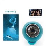 Boxa portabila Haptime cu bluetooth si card microSD, Waterproof