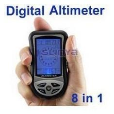 Altimetru digital 8 in 1