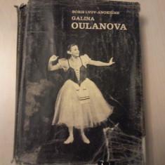 Boris Lvov Anokhine - Galina Oulanova - Carte Arta dansului