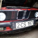 BMW 524 TD  1984 de colectie, Seria 5, Motorina/Diesel