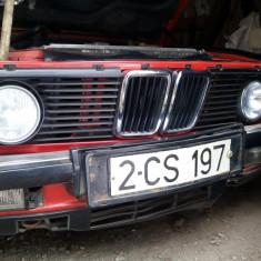 BMW 524 TD 1984 de colectie, Motorina/Diesel, 210000 km, 2445 cmc, Seria 5