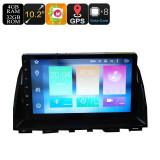 2 Din Car Media Player For Mazda 6 - Pachete car audio auto