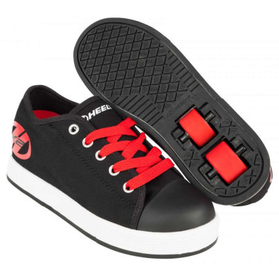 Heelys X2 Fresh Black/Red foto
