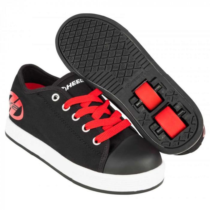 Heelys X2 Fresh Black/Red
