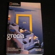 GRECIA- NATIONAL GEOGRAFIC-TRAVELER-398 PG-