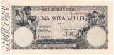 Bancnota 100000 lei 1 aprilie 1946