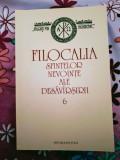 Filocalia sfintelor nevoințe ale desăvârșirii, vol. 6, 345 pagini, 20 lei