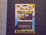 UK- STI CARD, LOWEST INTERNATIONAL RATES- NEW JERSEY- 5$- CLUB MARINARI.