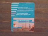 ANTILELE ENGLEZE- THE SEAFARES MISSIONS INTERNATIONAL PHONE CARD - 10$.