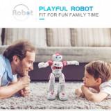 Robot Inteligent cu Gesturi Programabile si Telecomanda pentru Copii