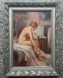 MISU TEISANU 1915, Nud, Ulei, Altul