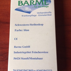 Lot Stetoscoape Barme Germania Sigilate 4000 buc.