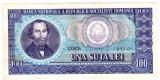 2.Bancnota 100 lei 1966 VF++