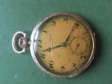 Ceas de buzunar aur 14k Schaffhausen 1906