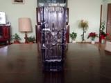 Vaza  de cristal sau semicristal