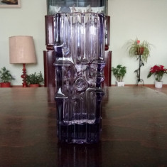 Vaza de cristal sau semicristal - Vaza sticla