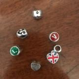 Charmuri tip Pandora argint