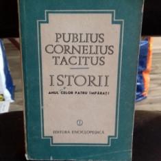 ISTORII. ANUL CELOR PATRU IMPARATI - PUBLIUS CORNELIUS TACITUS
