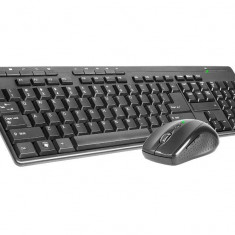 Tracer tastatura+mouse BlackJack USB, US - Tastatura PC