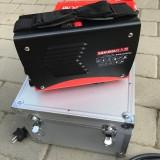 Aparat de sudura SAKUMA 300 EAL- Invertor SUDURA (Cutie Aluminiu)