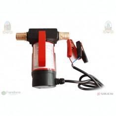Pompa Electrica De Transfer Benzina - Motorina 24V (autoamorsare)