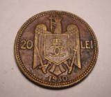 20 lei 1930 Fara Semn Monetarie
