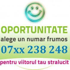 07xx.238.248 - Numar aur gold special usor cartela platina vip numere cartele - Cartela Vodafone