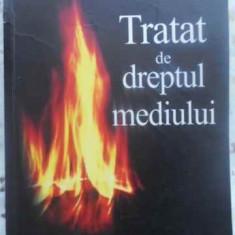 Tratat De Dreptul Mediului - Daniela Marinescu, 411680 - Carte Drept penal