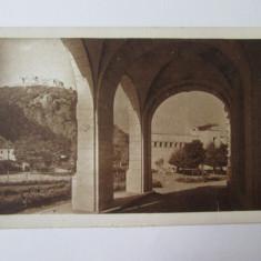 Carte postala necirculata Deva 1945, Printata