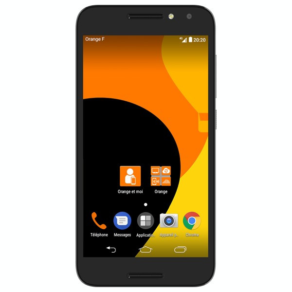 Geam ORANGE Dive 72 Tempered Glass