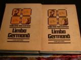 CURS PRACTIC LIMBA GERMANA--VOL1=533 PG A 4-VOL2=351 PG A 4-EMILIA SAVIN-