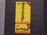 USA - STI  EXTREME TOLL- FREE ACCESS PREPAID PHONECARD- 5$ - CLUB MARINARI.