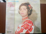 TITA BARBULESCU romante si cantece de voie buna disc vinyl lp muzica populara, VINIL, electrecord
