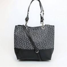 Geanta Calvin Klein + portofel detasabil - Geanta Dama Calvin Klein, Culoare: Din imagine, Marime: Mare