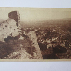 Carte postala necirculata Deva 1945 - Carte Postala Transilvania dupa 1918, Printata