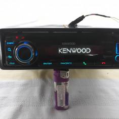 KENWOOD KDC-BT50U USB Bluetooth cd mp3 player auto - CD Player MP3 auto