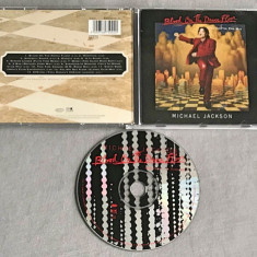 Michael Jackson - Blood On The Dance Floor History In The Mix CD (1997) - Muzica Pop Epic rec