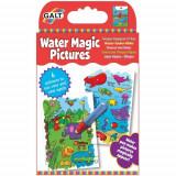 Set de colorat Water Magic - Carte de colorat