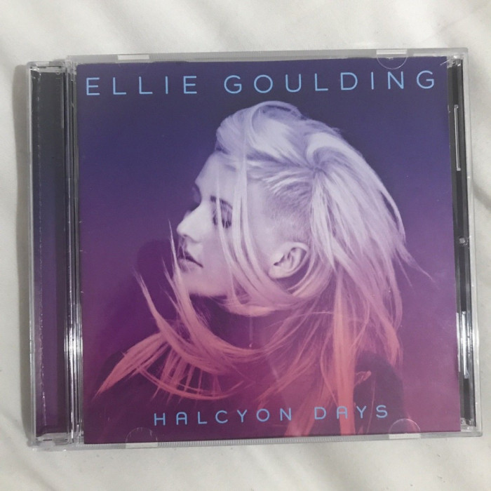 Ellie Goulding - Halcyon CD (Special Edition)
