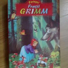 E0d Fratii Grimm - Povesti - Carte de povesti