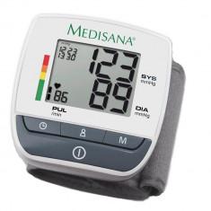 Tensiometru de incheietura Medisana BW 310, Alb