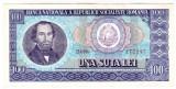 Bancnota 100 lei 1966 VF++