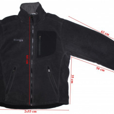 Bluza polar Columbia XCO, barbati, marimea M - Imbracaminte outdoor Columbia, Marime: M