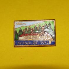 Insigna turism - STANA DE VALE