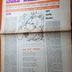 "Ziarul saptamana 26 august 1977-art. "" 33 "" de corneliu vadim tudor"