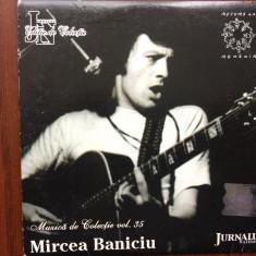mircea baniciu jurnalul national cd disc muzica colectie rock folk compilatie