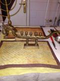 Cumpara ieftin menora bronz deosebit vintage
